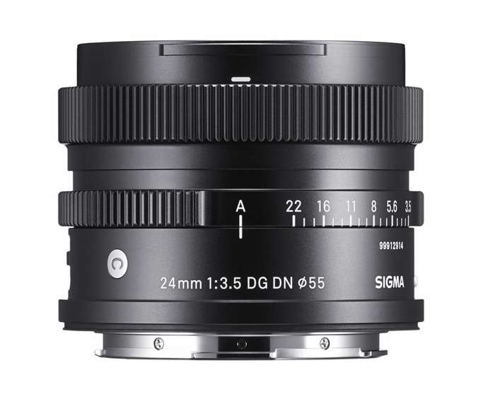 Sigma 24mm F3,5 DG DN Contemporary I series L-Mount