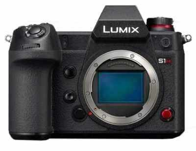 Panasonic Lumix DC-S1H | video set | 14-24 | 35 | 50