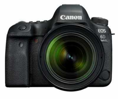 Canon EOS 6D II Light Set | 20 | 28 | 50 |  85