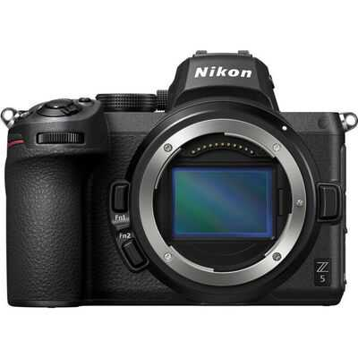 Nikon Z5  small  wedding set | 24 | 50