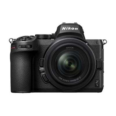 Nikon Z5 entry level FF set  | 24-50