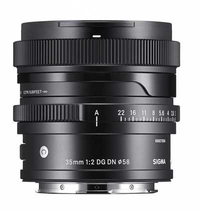 Sigma 35mm F2 DG DN Contemporary I series L-Mount