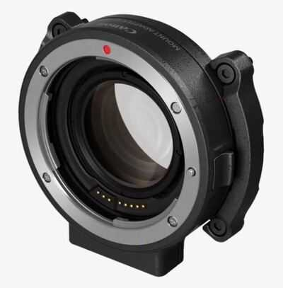 Canon upevňovací adapter EF-Eos R 0,71 | speed booster pro C70