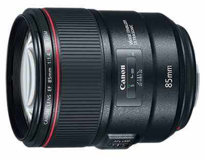 Canon EF 85mm f/1.4 L IS USM