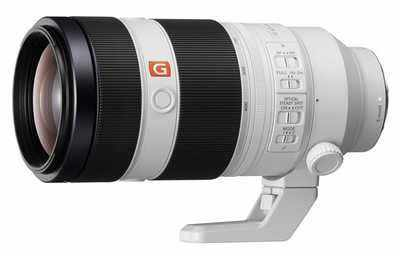 Sony FE 100-400mm f/4.5-5.6 GM OSS