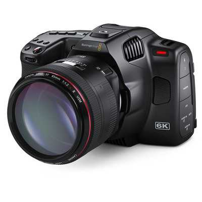 Blackmagic Pocket Cinema Camera 6K PRO | ready to go set