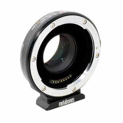 Metabones T Speed Booster XL 0,64x adaptér | Canon EF na Micro 4/3