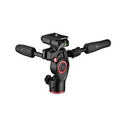 Manfrotto Befree 3-Way Live | MH01HY-3W | foto video hlava
